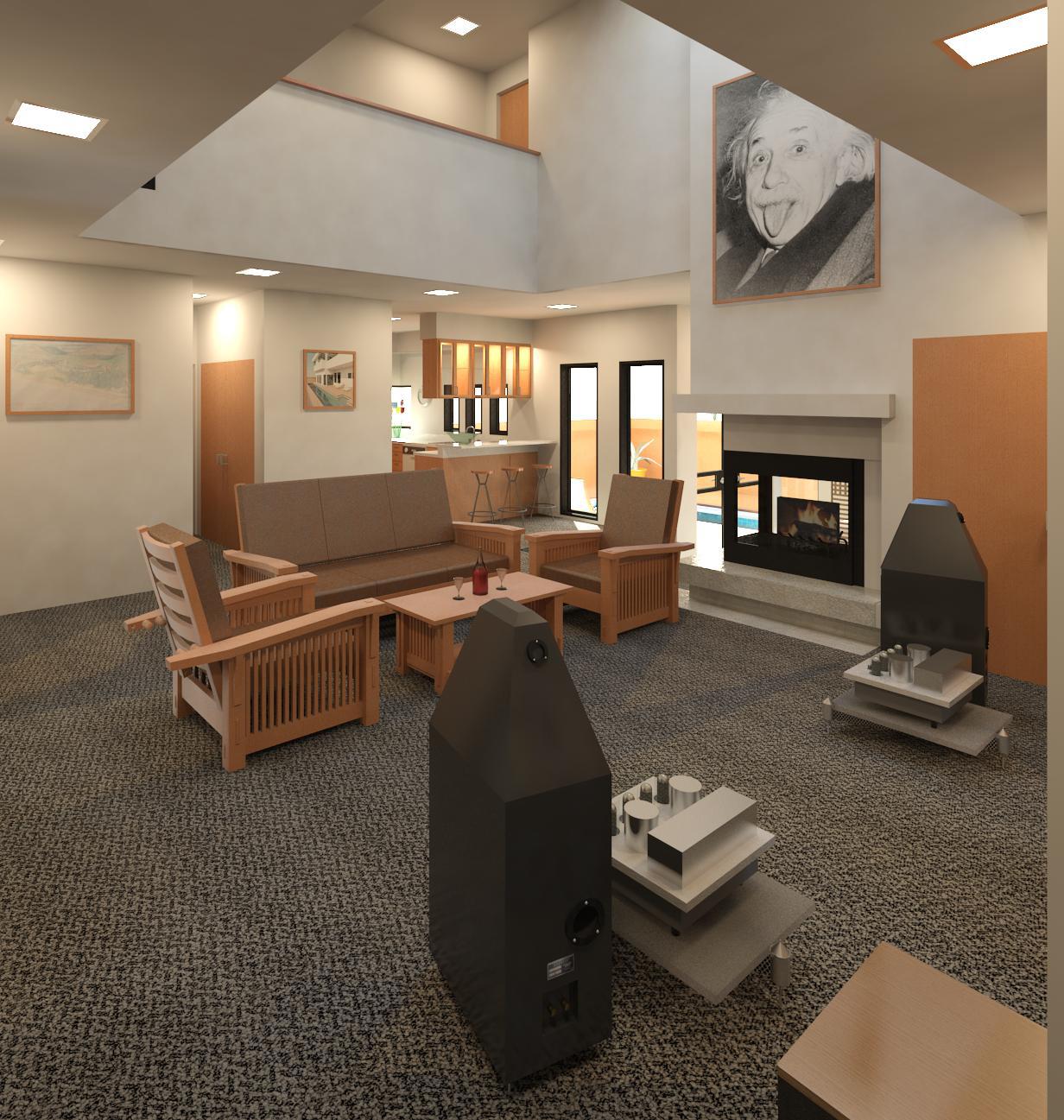 Ashelford Residence Renderings Ashelford Design