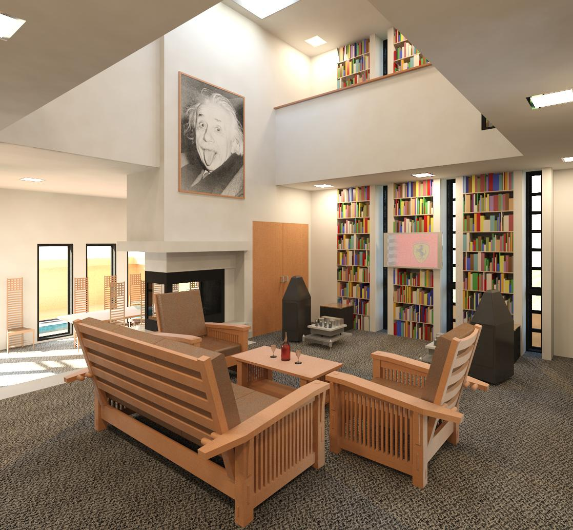 Thumbnail Image First Floor Living Room