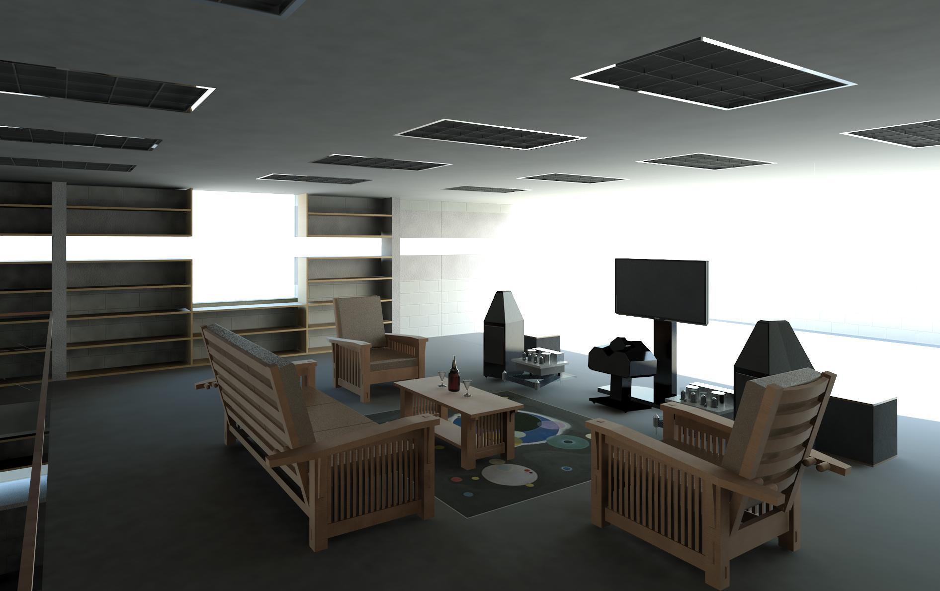 Vasquez Residence Renderings | Ashelford Design
